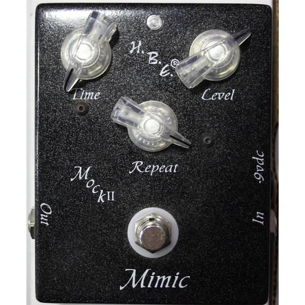 HBE HOMEBREW ELECTRONICS MIMIC MOCK II 2 Analog Delay