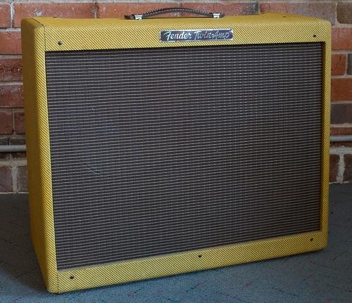Fender Twin Amp 57