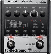 TC Electronic Nova Repeater RPT-1