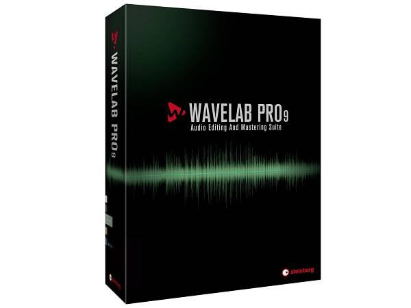 Steinberg Wavelab Pro 9 - Suite Di Software Per Editing E Mastering Audio