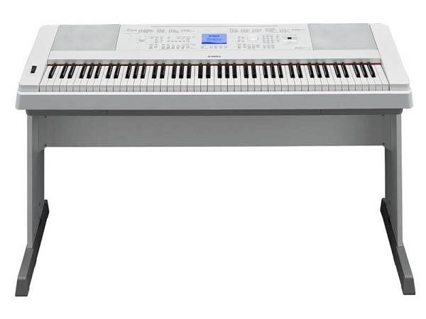 YAMAHA DGX660WH DGX 660 WH BIANCO PIANOFORTE PIANO DIGITALE 88 TASTI LIVE