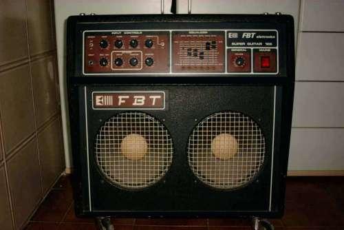 FBT SUPER GUITAR 125 VINTAGE 70