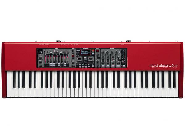 Nord Electro 5 Hp - Stage Piano/synth 73 Tasti Pesati