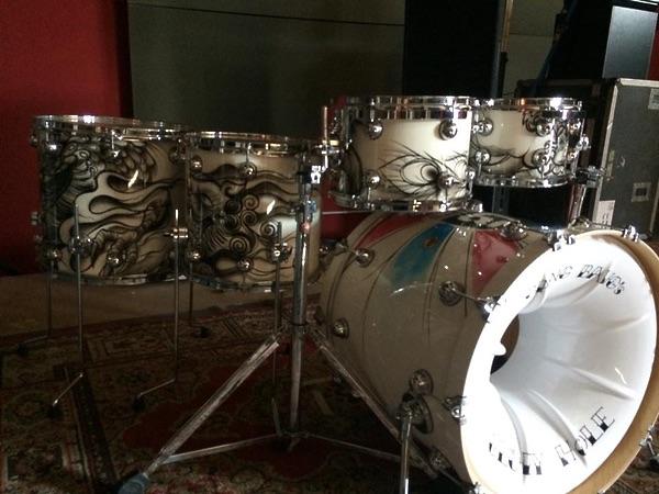 drum sound custom