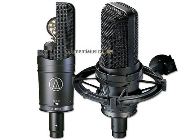 Audio Technica At4050 Sm - Microfono A Condensatore Da Studio