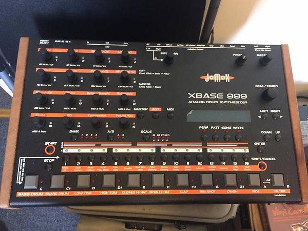 Jomox Jomox X-Base 999
