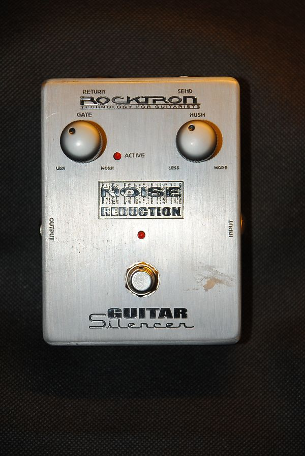Rocktron Noise Reduction Guitar Silencer