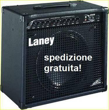 LANEY LX65R AMPLIFICATORE CHITARRA ELETTRICA 65W EX DEMO