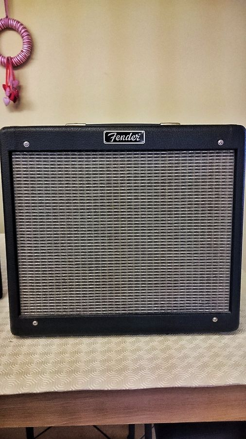 Fender blues junior I serie made in usa