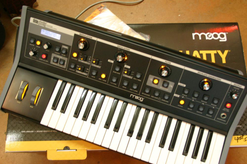 sintetizzatore moog Little Phatty II stage edition