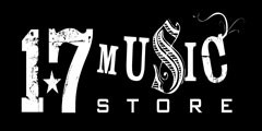 17MUSIC STORE - POWER TO THE MUSIC!!!