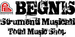 BEGNIS - STRUMENTI MUSICALI - TOTAL MUSIC SHOP