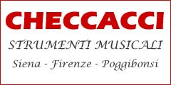 CHECCACCI Strumenti Musicali - musica in armonia