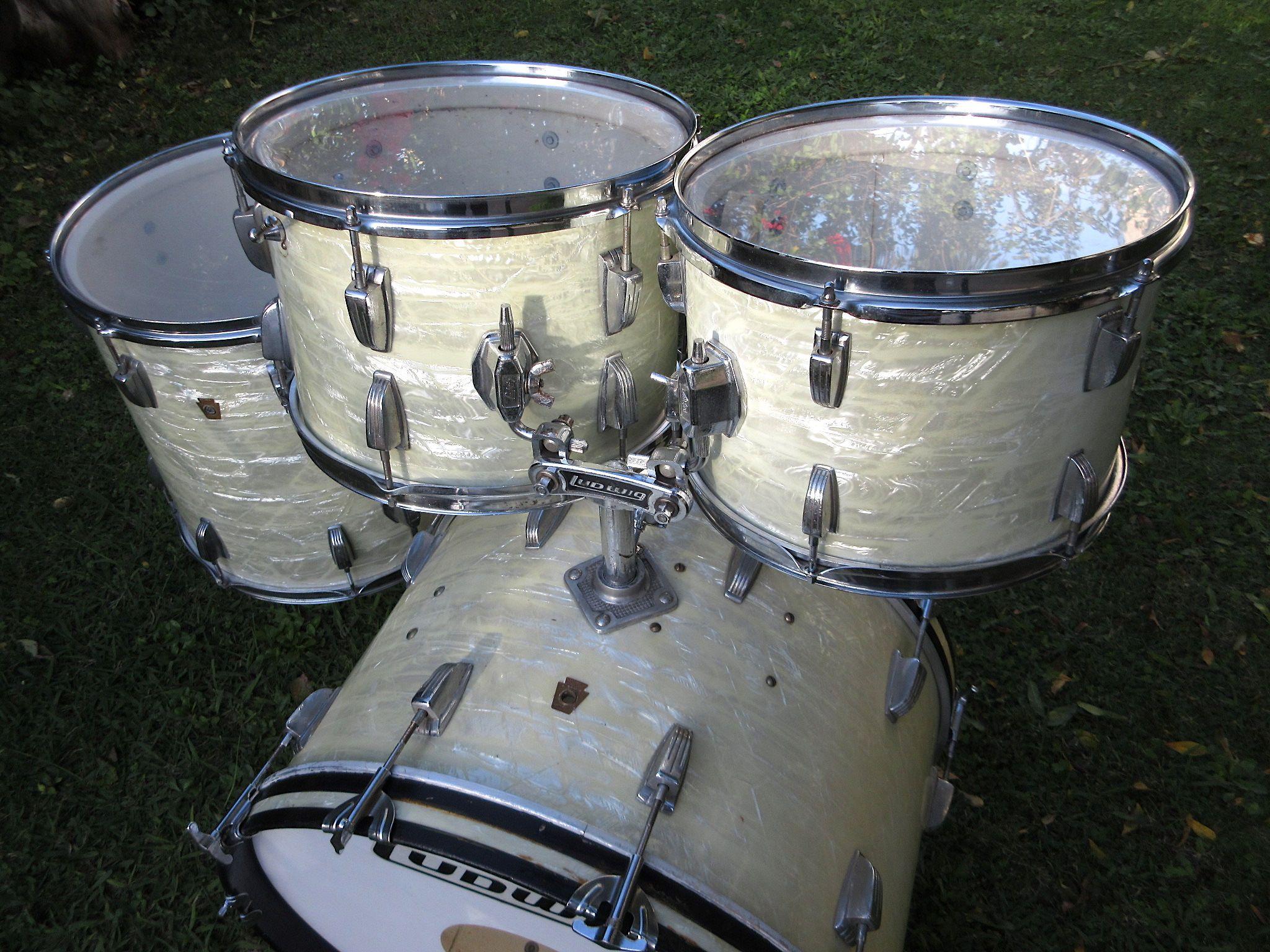 Rogers tamburi datazione