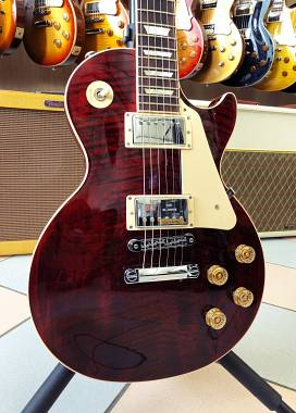 Gibson Les Paul Traditional Wine Red 2014 120 Th