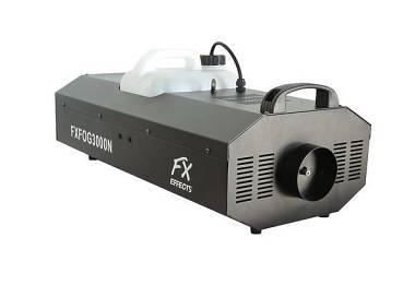 MACCHINA DEL FUMO FX FOG HOT 3000W DMX + TELECOMANDO