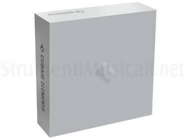 Steinberg Cubase Elements 10 - Software Daw Audio/midi Con 45 Plug In Effetti, 3 Strumenti Virtuali,