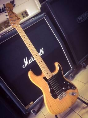 Fender Stratocaster Natural anno 1979 in eccellenti condizioni
