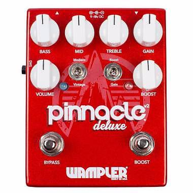 WAMPLER PINNACLE DELUXE V2 distorsion