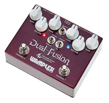 Wampler Dual Fusion DOPPIO OVERDRIVE MADE IN USA