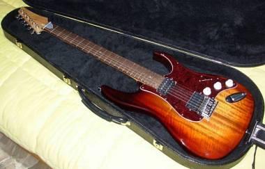 Chitarra elettrica di liuteria Ibanez PGM