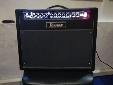 Ultimo prezzo! Ibanez IL15 iron label 15 watt valvolare speaker Green Beret
