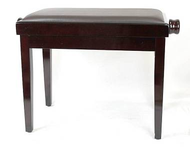 Extreme mog piano bench panchetta per pianoforte in legno
