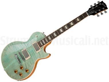 Gibson Les Paul Standard 2019 Seafoam Green - Chitarra Elettrica Verde