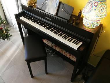 Yamaha Clavinova CLP-575 - COME NUOVO pianoforte digitale