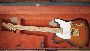 Fender TELECASTER 50th ANNIVERSARY LIMITED EDITION 1996 MADE IN USA VINTAGE