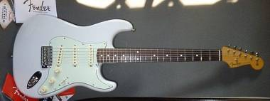 Fender stratocaster FSR Classic Series 60's - Special Edition Lilac