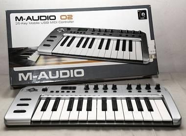 M Audio 02