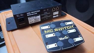 Martin MC SWITCH 6 CH