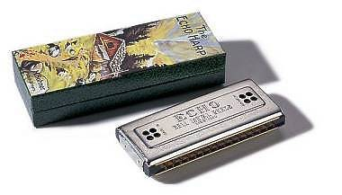 HOHNER 54/64 ECHO HARP DO-SOL