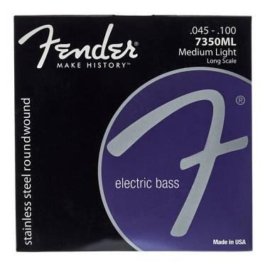 Fender - 7350ML Stainless Bass Strings 045-.100