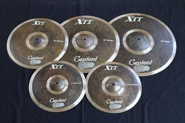 Centent Cymbals XTT DRY B20 lista prezzi Hi Hat, Crash, Ride, Ozone, China,ecc