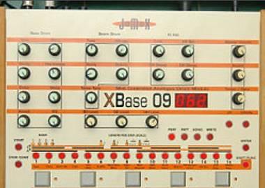 Jomox Xbase 09 Analog