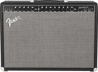 """Fender Champion 100 - Amplificatore combo per Chitarra Elettrica 100W (2 x 12"""")"""
