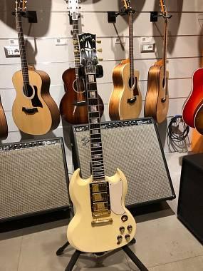 Gibson Custom Shop SG Custom VOS