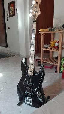 RIBASSO Fender jazz bass Geddy lee praticamente nuovo!
