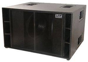 """SUB ATTIVO BDX VR218 SP4000 2 x 18"""" PROMOZIONE"""