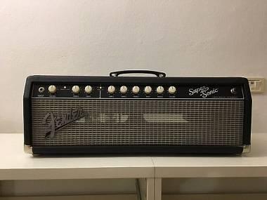 Fender Supersonic 60W Head (Testata valvolare pari al nuovo)