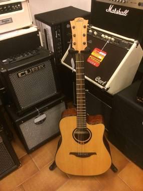 LAG Guitars T80 DCE ex demo