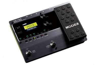 MOOER GE150 - pedaliera multieffetto per chitarra con looper e batteria