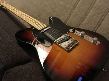 Fender Telecaster American Special, 3T Sunburst, MN - 2018