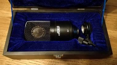 Microfono a condensatore ADK S7