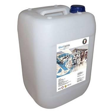 Liquido per schiuma party Standard Concentrato 20 kg - Normativa 2019