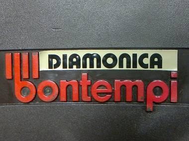 tastiera organo a bocca DIAMONICA Bontempi anni 80 ORIGINALE