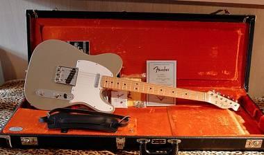 Fender Custom Shop 67 Telecaster Closet Classic Shoreline Gold