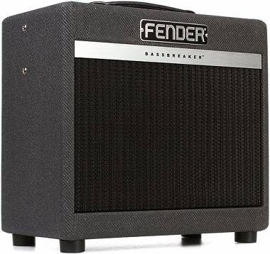Fender Bassbreaker 007 Combo - Amplificatore Valvorare 7 Watt per Chitarra